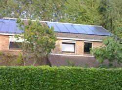 Toit - photovoltaïque