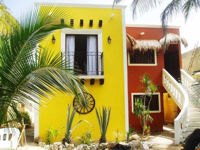 Quelle est la maison de vacances de vos r ves - Vacances originales mexique culsign ...