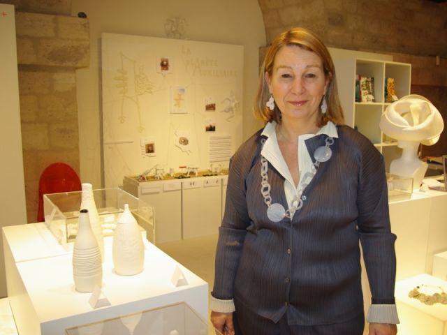 Exposition blanc - Ateliers d'art