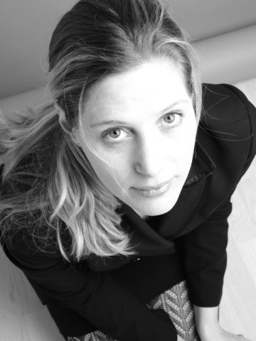 portrait Sandrine Alouf