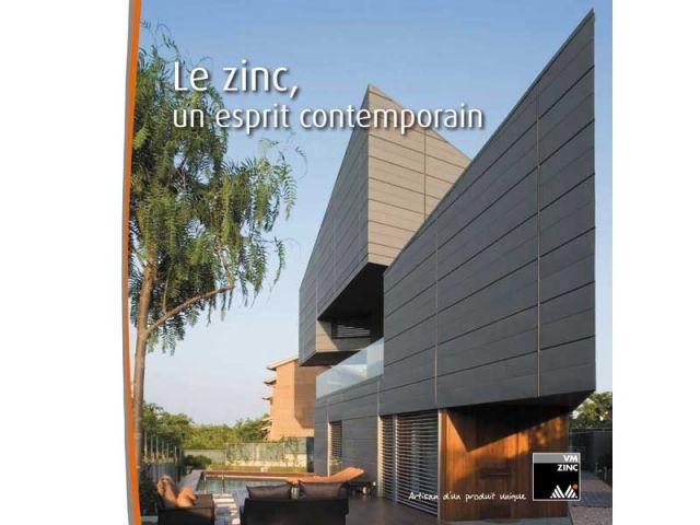 couverture brochure zinc