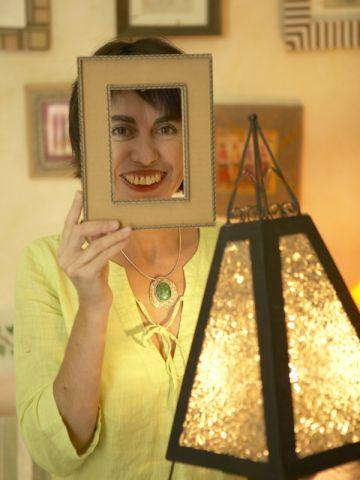 portrait de Frédérique Bret