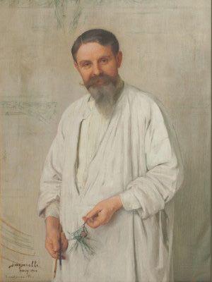 portrait Louis Majorelle