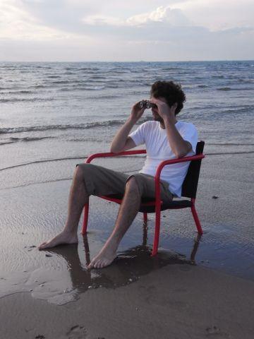 Antoine Boudin, chaise