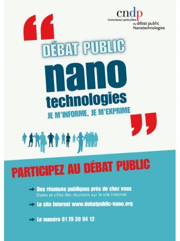 affiche nanotechnologies