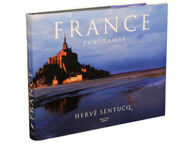 Visuel extrait de l'ouvrage <i>Panoramas de France</i> de Hervé Sentucq aux Editions Romain Pages - Septembre 2009