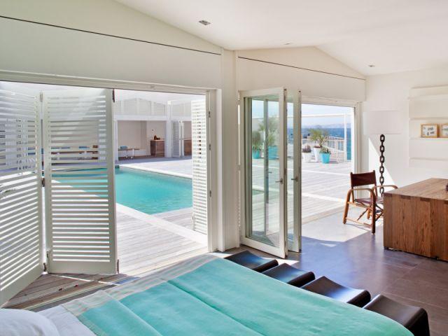 Villa des bains de mer chauds