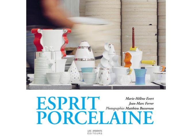livre esprit porcelaine