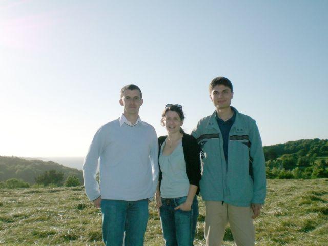 Gilles Vanderpooten, Hélène Roy et Bertrand Guillier ont entrepris en janvier 2008 un Tour de France du Développement Durable.