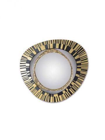 Miroir <i>Dada </i>d'Hervé van der Straeten