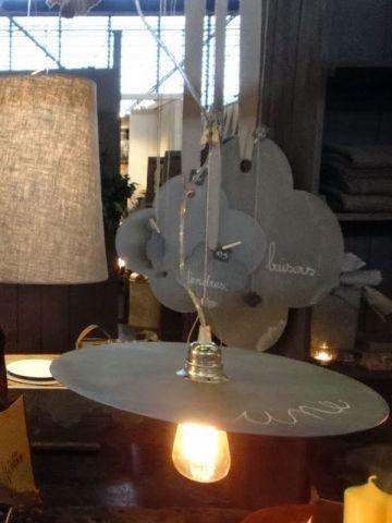 """Lampe """"Un esprit en plus"""""""