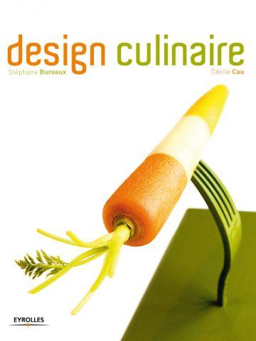 Design culinaire, couverture