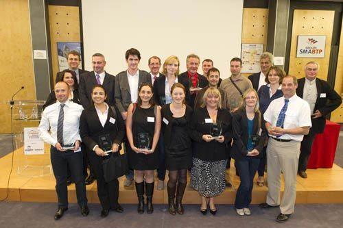 trophées 2010