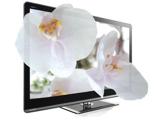 TV 3D sharp