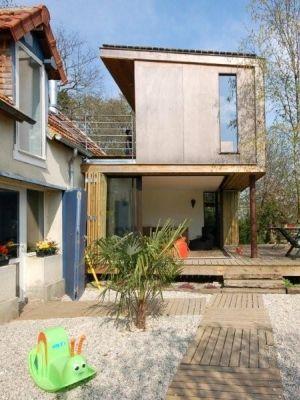 Reportage extension maison