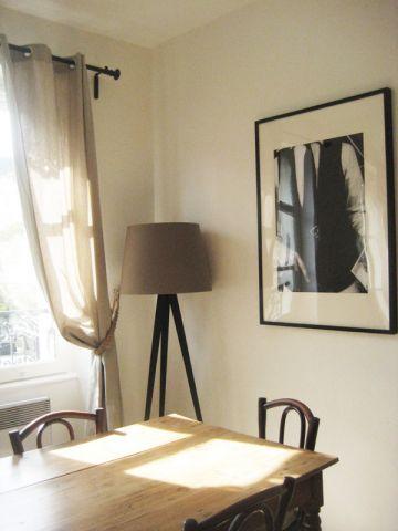 Appartement parisien hôtel