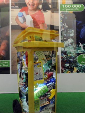 L'Allée du Recyclage