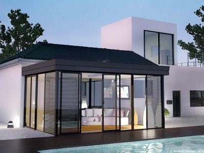 vent de nouveaut s chez v randa rideau ic ne v randa extension toiture plate et mod les. Black Bedroom Furniture Sets. Home Design Ideas