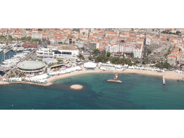 Electrolux à Cannes