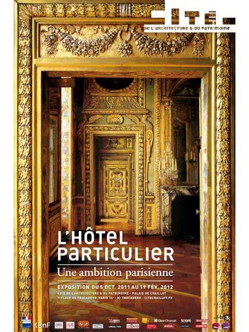 Exposition Hôtels particuliers parisiens