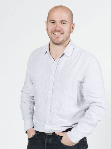 Stephan Lanez, co-fondateur de Marcel By, tout nouvel éditeur de mobilier et d'objets contemporains.