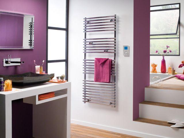 Chauffer sa salle de bains - Comment chauffer son interieur en restant design ...