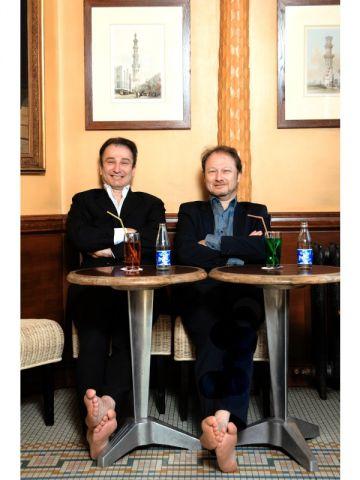 Didier et Fabrice Knoll - portrait