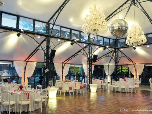 Decoration D Une Salle De Fete : Salles de mariage ambiances