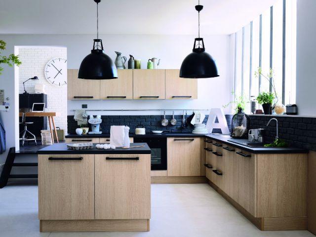 15 cuisines bois au top de la tendance 2013 - Top deco meuble ...