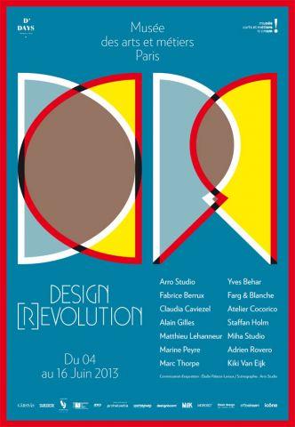 Musée des Arts et Métiers - Design [R]evolution