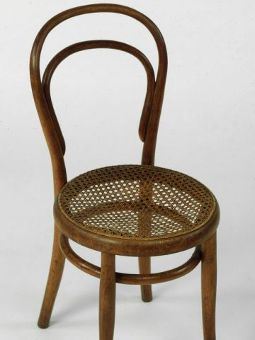 "Chaise ""bistrot"" (Michael Thonet)"