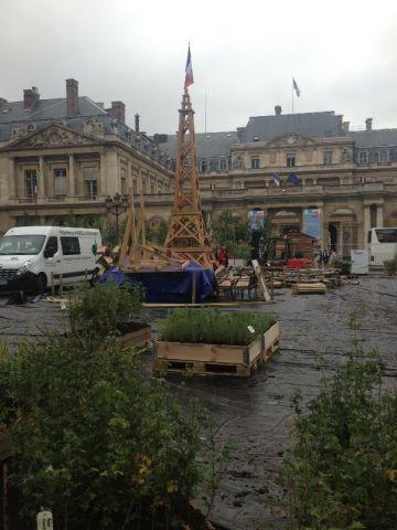 Tour Eiffel bois&forêt