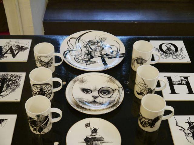 La Vaisselle De Luxe Quot Made In England Quot A La Cote