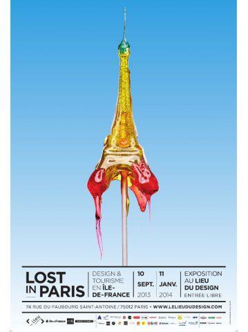 Exposition Lost in Paris