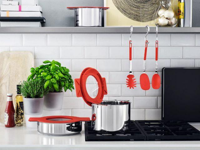 des ustensiles astucieux pour cuisiner malin. Black Bedroom Furniture Sets. Home Design Ideas