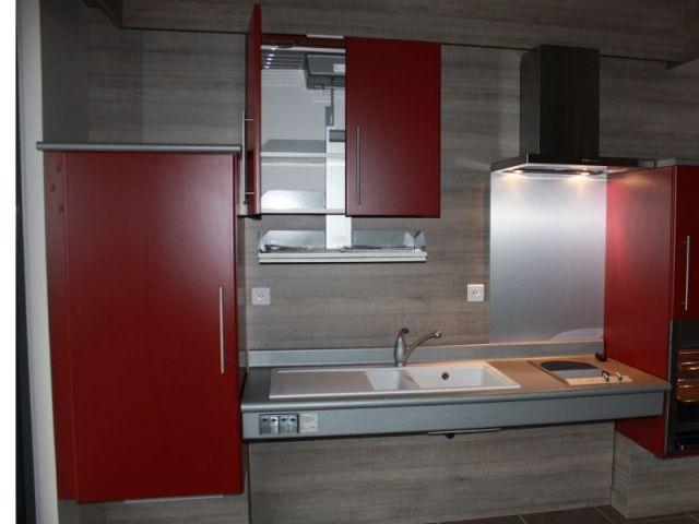 Une maison domotique pilote de la silver r gion d 39 alen on - Domotique cuisine ...