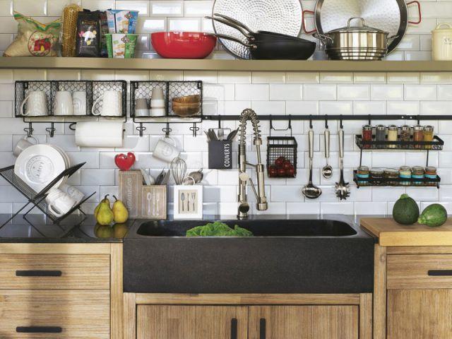 Ambiance Alinea : La crédence atout majeur d une cuisine optimisée