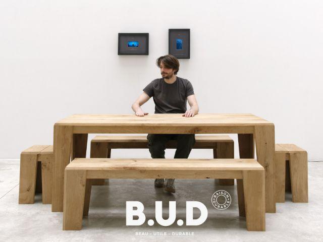 Un mobilier issu d'un commerce équitable