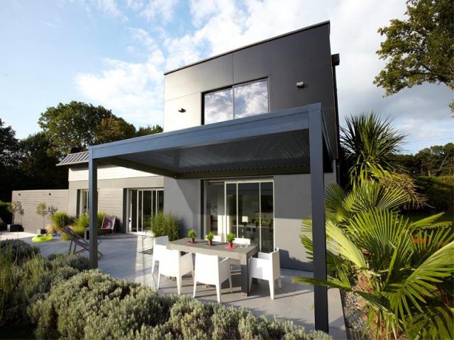 am nagement ext rieur quelle pergola et quel prix. Black Bedroom Furniture Sets. Home Design Ideas