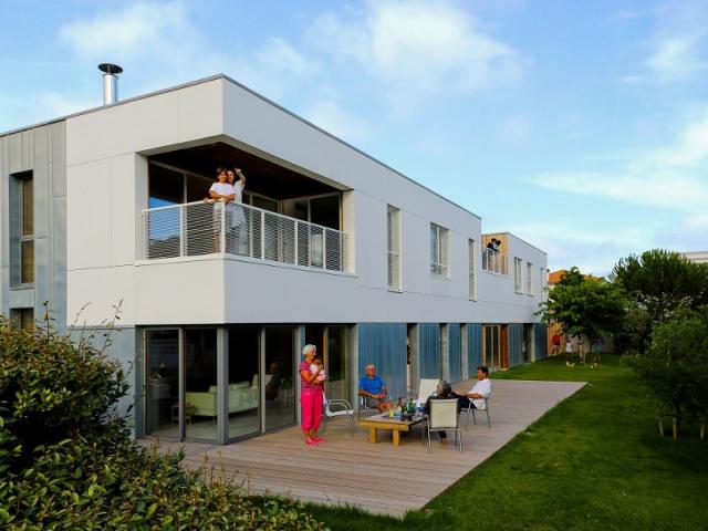 une maison bioclimatique interg 233 n 233 rationnelle
