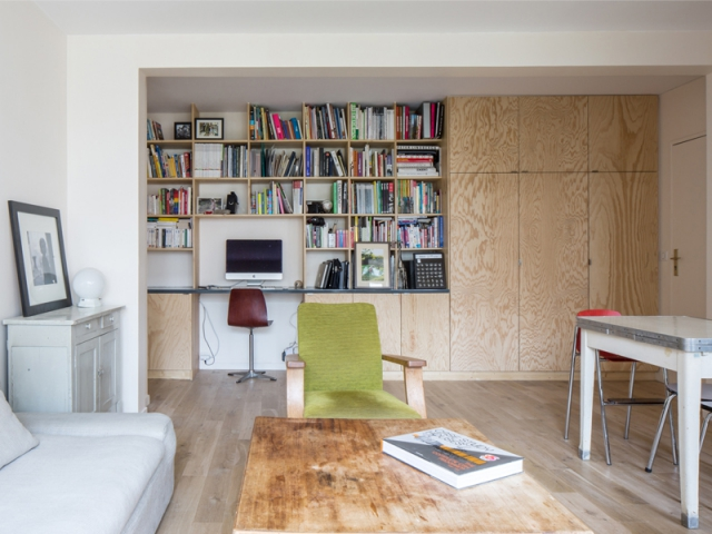rénover un appartement ancien
