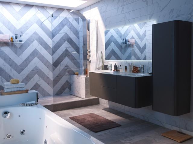 Salle de bains : les grandes tendances de 2016