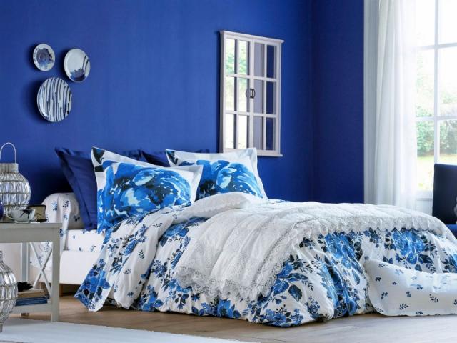 10 nuances de bleu pour décorer sa chambre