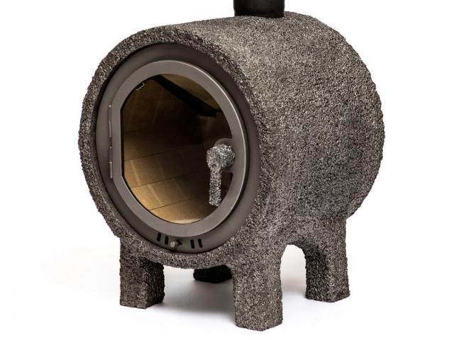 Quand l'acier prend l'apparence du polystyrène