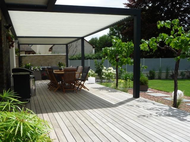 Choisir Sa Terrasse  Avantages Et Inconvnients Des Diffrents