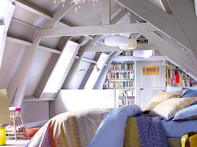 combles am nag s conseils de pro pour les isoler. Black Bedroom Furniture Sets. Home Design Ideas