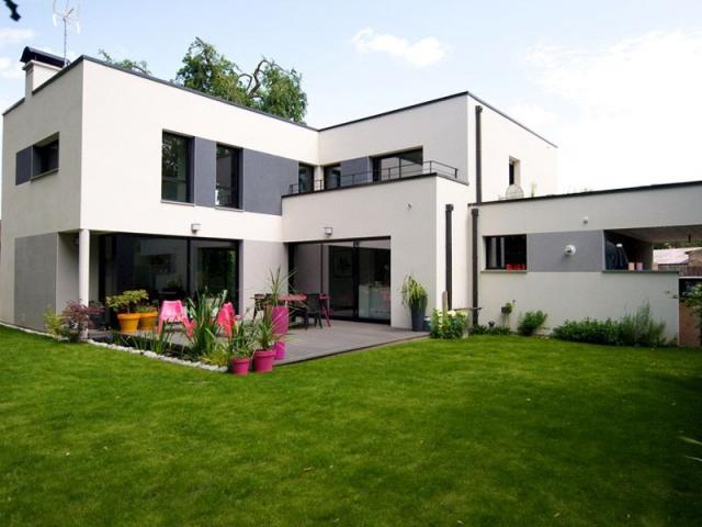 Les plus belles maisons labellis es effinergie - Les plus belles architectures de maisons ...