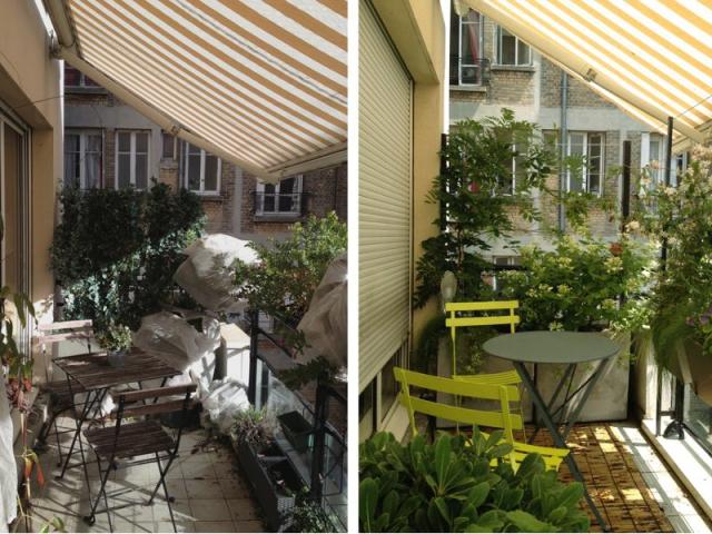 Redonner vie mon balcon 10 conseils entretien for Amenagement jardin vis a vis