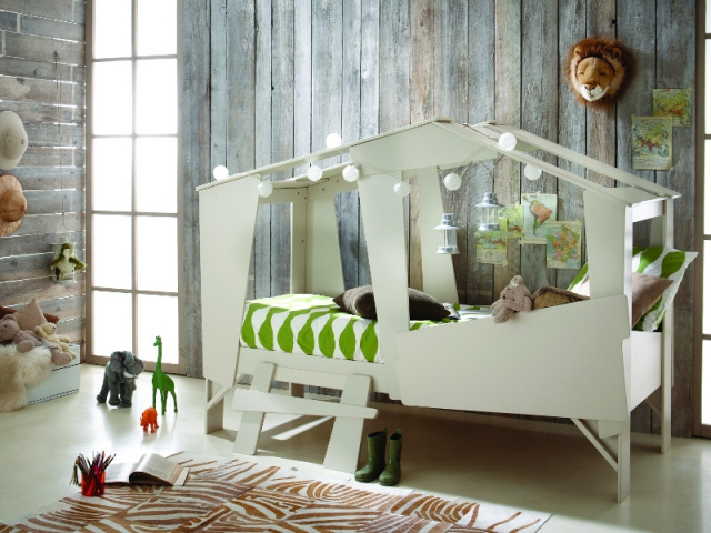 Lits cabanes : 10 modèles pour chambre cocon