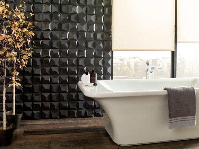 Surface texturée pour... un pan de mur